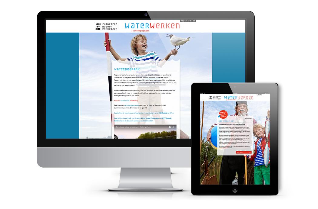 Zuiderzeemuseum websites