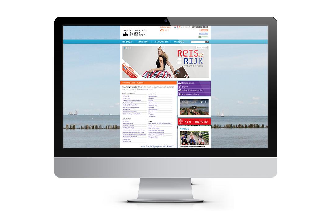 Zuiderzeemuseum - Homepage