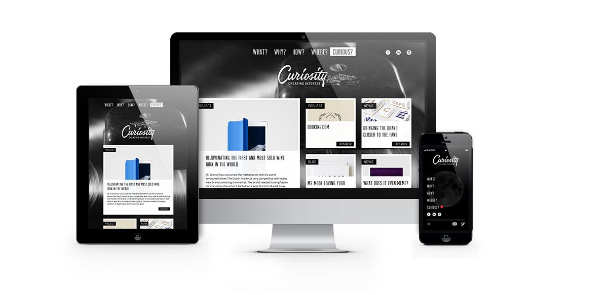curiosity-website-responsive