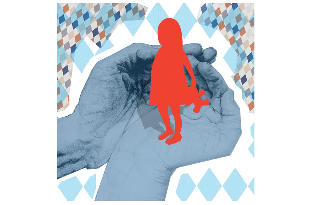illustratie kinderombudsman 'Ieder kind heeft recht op bescherming'