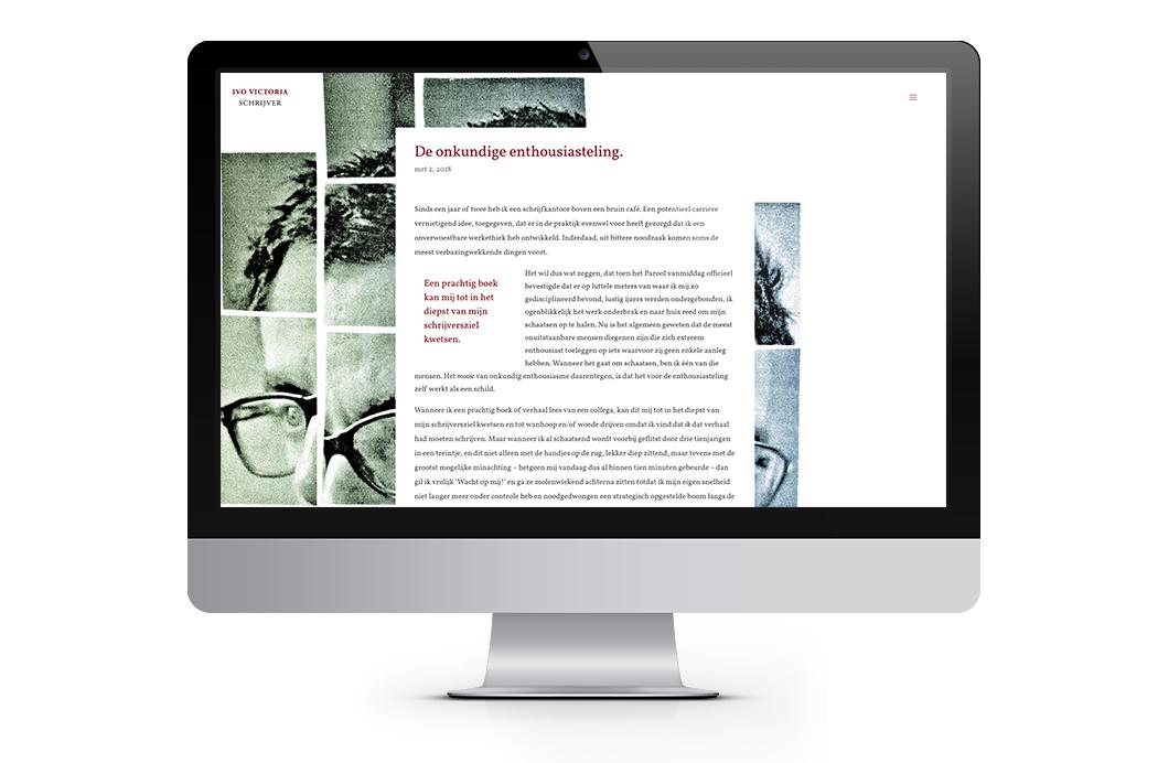 Website Ivo Victoria