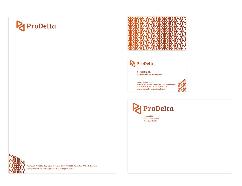 ProDelta branding