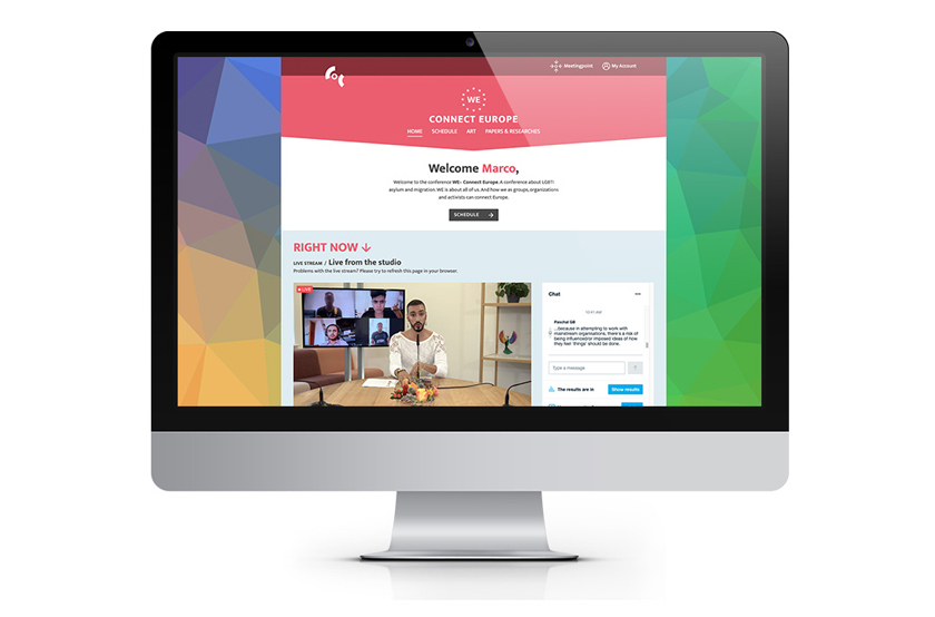 Welcoming Equality Online Conferentie - COC Nederland